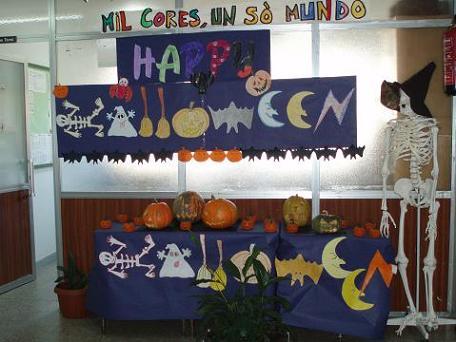 CELEBRÁMO-LO HALLOWEEN NO COLEXIO